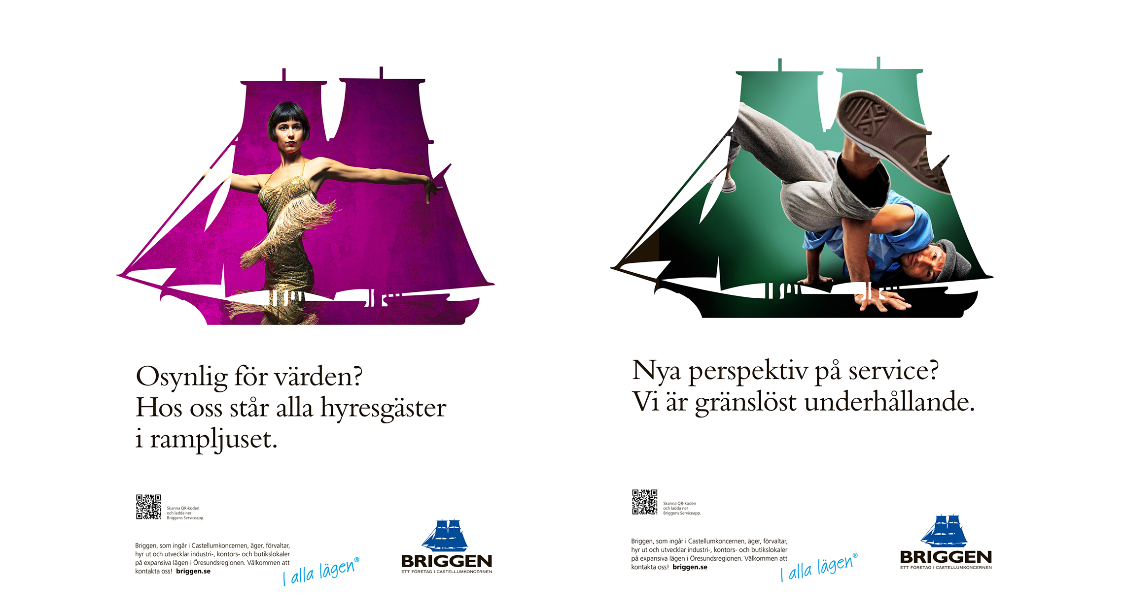 Kind Agency - case Briggen